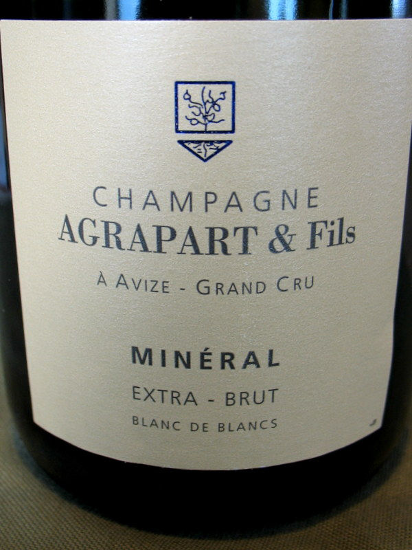 Agrapart Extra Brut Grand Cru 'Mineral' 2011