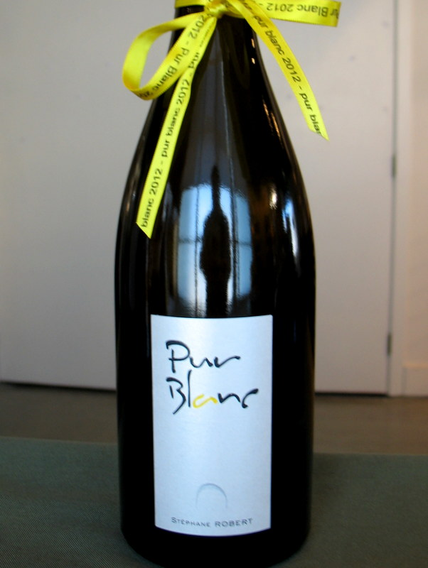 Domaine du Tunnel St Peray Pur Blanc 2012