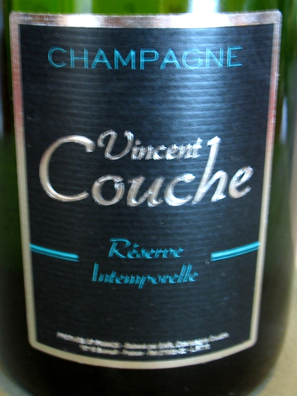 Vincent Couche Cuvee Reserve Intemporelle