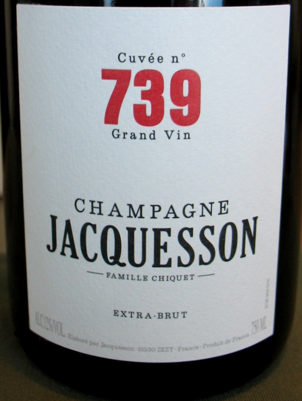 Jacquesson Champagne Cuvee 739
