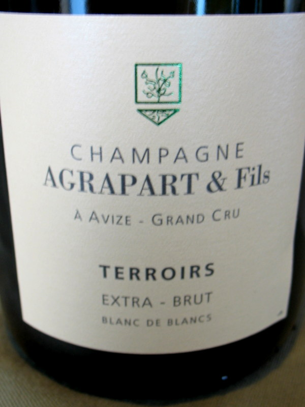 Agrapart Extra Brut Grand Cru 'Terroirs' NV