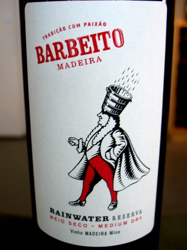 Barbeito Rainwater 5 Year Old Madeira 500ml