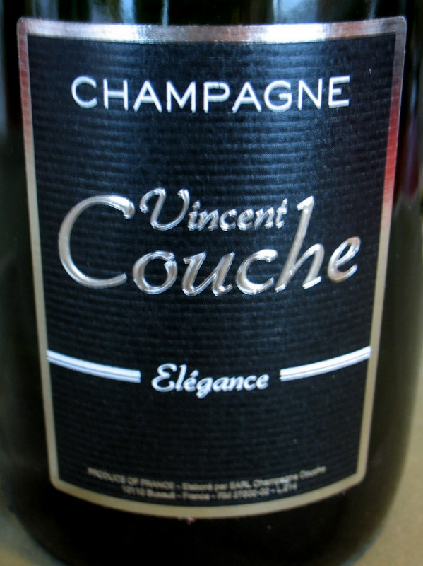 Vincent Couche Champagne Elegance Extra Brut