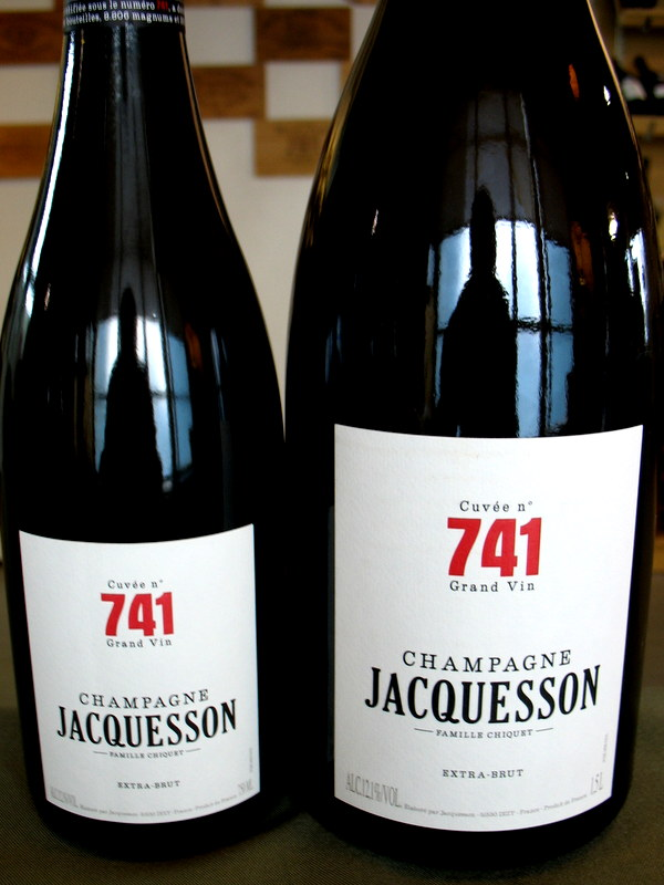 Jacquesson Champagne Cuvee 743
