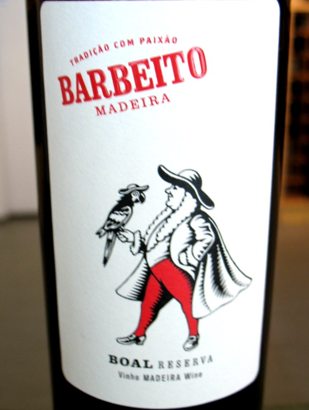 Barbeito Boal 5 Year Old Madeira 500ml