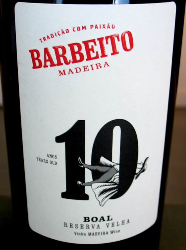 Barbeito Boal 10 Year Old Madeira