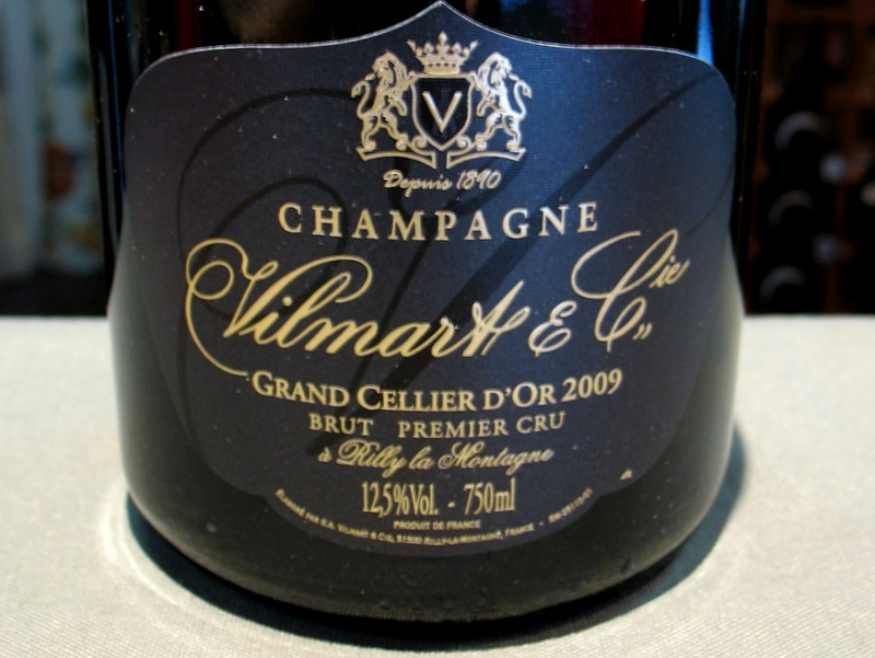 Vilmart Grand Cellier d'Or 2011 750ml