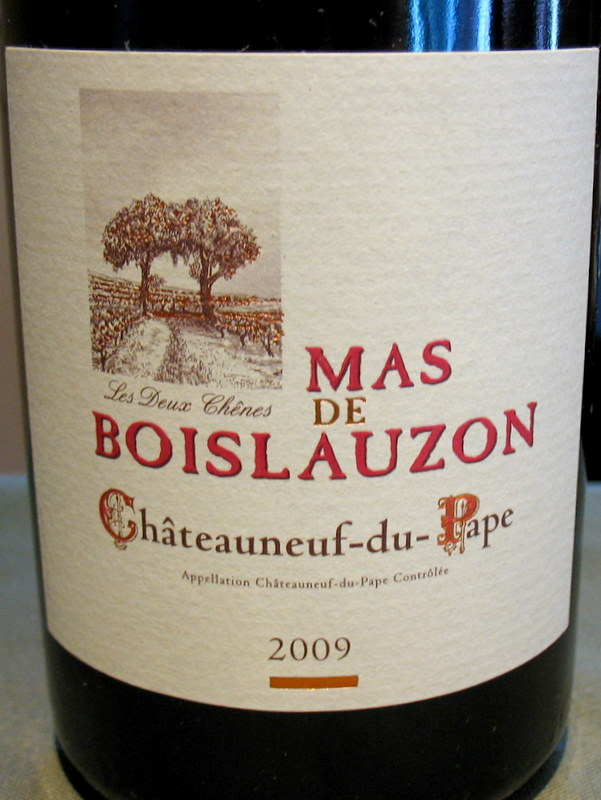 Chateauneuf du Pape 2010 - Click Image to Close