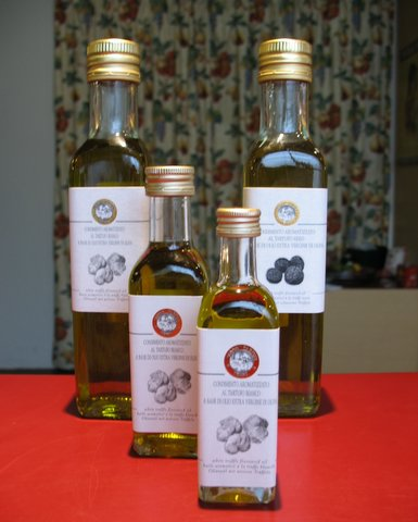 Italian Truffle oil (Black) 100ml